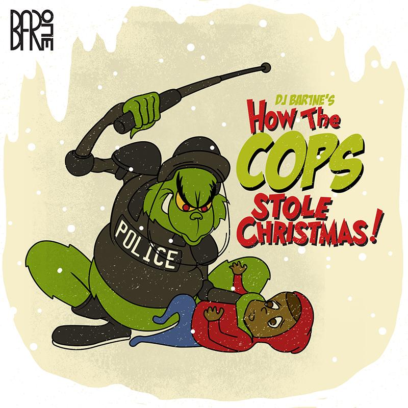 COPS STOLE CHRISTMAS